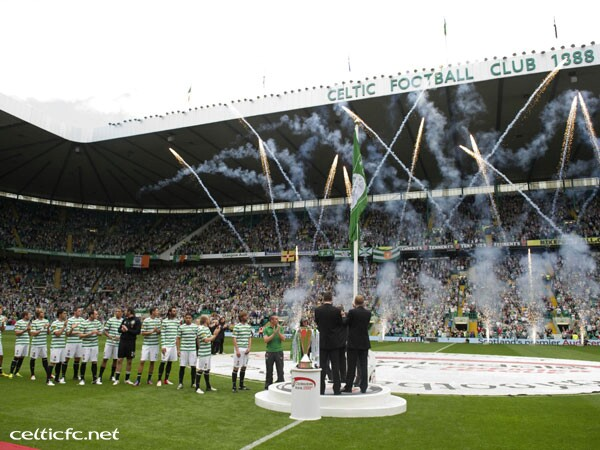 celtic flag day