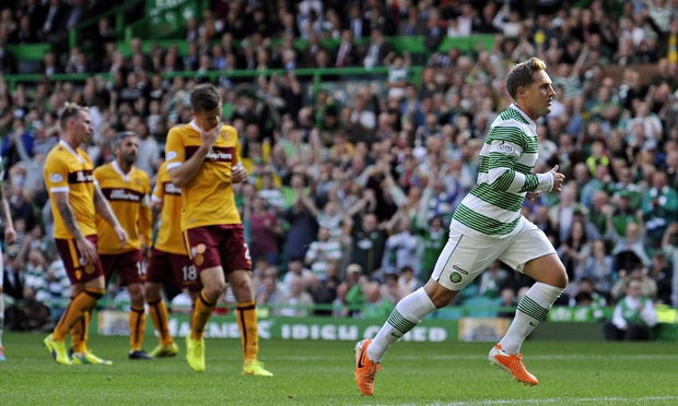 Kris-Commons-Celtic-Motherwell